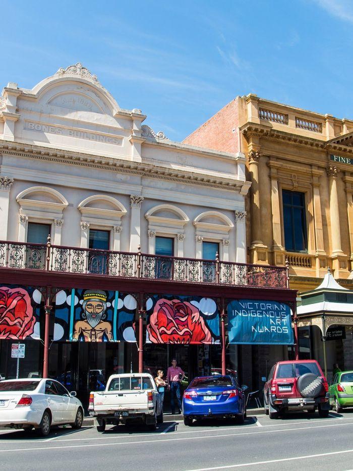 SGS Economics and Planning Ballarat creative strategy