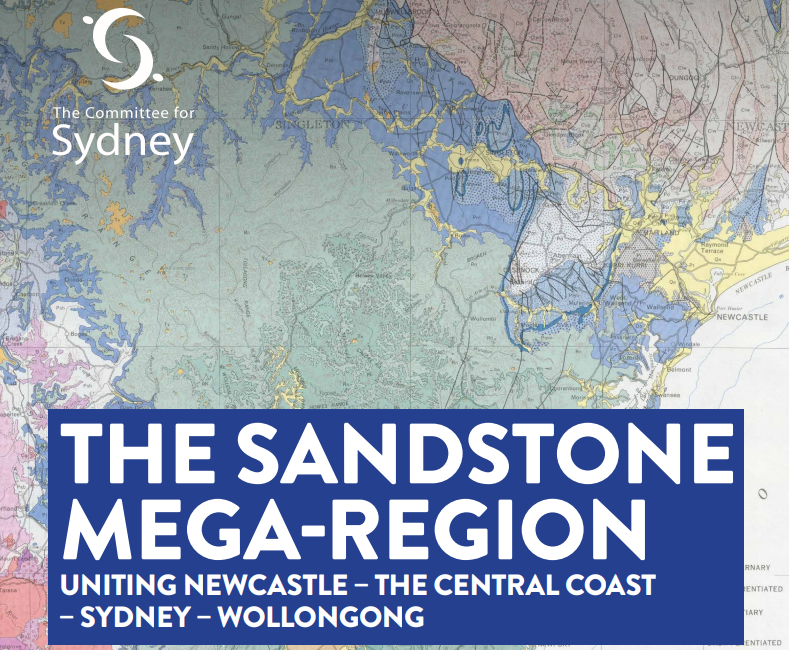 SGS Economics and Planning Commtitee for Sydney fast rail report